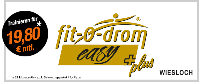 fit-o-drom easy